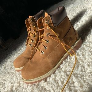 Like-New Timberland Boots!